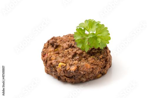 Gemüse-Rindfleisch-Frikadellen © womue