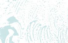 Grunge Texture. Distress Blue Rough Trace. Bold Background. Noise Dirty Grunge Texture. Modern Artis