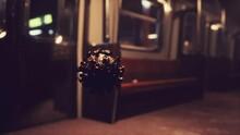 Coronavirus Covid-19 Epidemic Metro In Subway