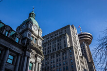 Old Town Hall City Vancouver