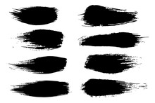 Artistic Paint Brushes For Drawing.