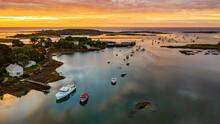 Maine-Cape Porpoise-Harbor