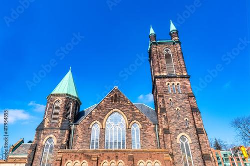 Fototapeta premium Bloor Street United Church, Toronto, Canada