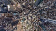 Panorama Of Manhattan, New York, USA