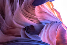 Antelope Canyon Colorful Waves