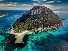 L'isola Di Figarolo, Golfo Aranci, Sardegna