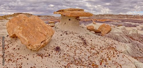 Sand Castles of the Red Basin
