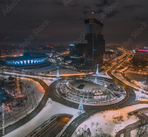 Obraz Katowice - fototapety do salonu
