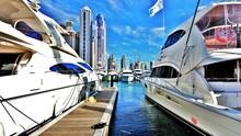 Dubai City Views, Sea Views