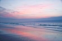 Sunrise On Atlantic Beach