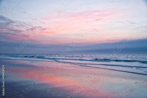 Foto Sunrise on Atlantic Beach
