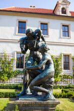 Wallenstein Park In Prag