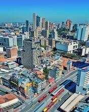 Bogotá Urban Landscape