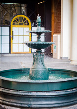 A Vintage Water Fountain For Attraction