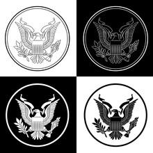 Bald Eagle Shield Arrows