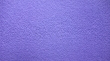 The Texture Of A Soft Purple Felt Fabric With Fine Hairs
