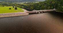 Normandy Dam In Tennessee. Normandy Dam Is A Dam Built By The Tennessee Valley Authority On The Duck River In The U.S. State Of Tennessee. It Straddles The Border Between Bedford And Coffee Counties.