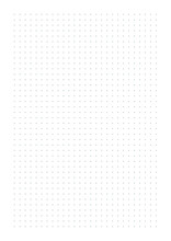 Notes, Scheduler, Diary Grid Document Template Illustration.