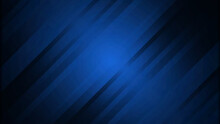 Abstract Blue Stripes Backgrounds. Design Template For Brochures, Flyers, Magazine
