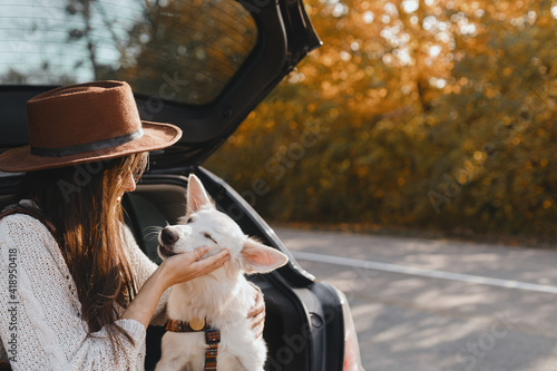 Foto Road trip with pet
