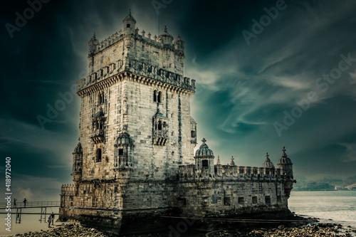 Fotografía torre de belen