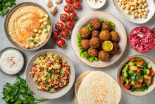 Middle Eastern Or Arabic Cuisines