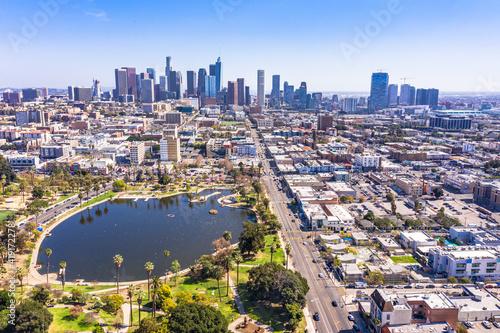 Photographie MacArthur Park Los Angeles