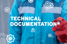 Industry Concept Of Technical Documentation.
