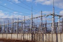 High Voltage Substation.