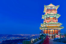 Traditonal Chinese Tower Architecture