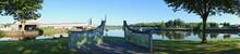 Mortagne-du-Nord France - 7 August 2020 -Mortagne-du-Nord France - 7 August 2020 -Confluence Of Scheldt (Schelde) And Scarpe River 2