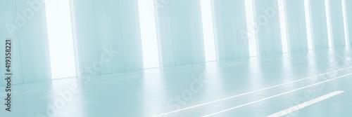 Obraz Moderner abstrakter Interieur Design Hintergrund - fototapety do salonu
