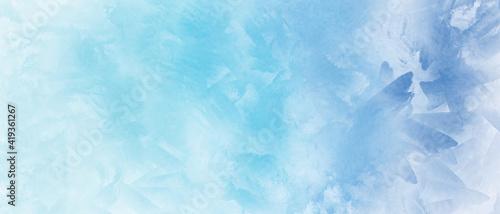 Obraz blue gradient background - fototapety do salonu