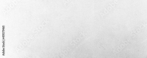 Obraz Panorama of Silver gray aluminum sheet texture and background seamless - fototapety do salonu