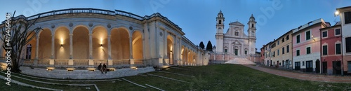 Photo st stephen basilica lavagna italy church of santo stefano