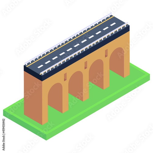 Download premium vector of  mosty w stanczykach bridge