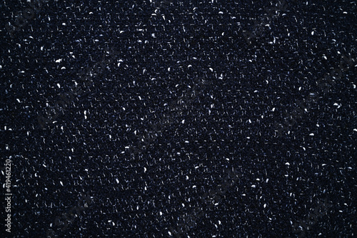 Obraz Background from blue to white dot fabric - fototapety do salonu