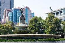 La Diana Cazadora En Avenida Paseo De La Reforma, Ciudad De México