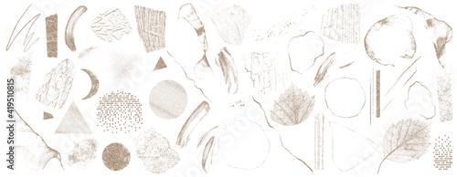 Slika na platnu Abstract Arrangements