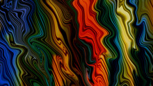 Abstract Textured Multicolored Background