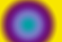Yellow And Purple And Light Blue Soft Light Gradient