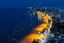 North Pattaya Beach View