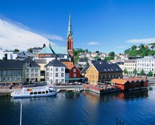 Arendal, Aust Agder County, South Coast, Norway