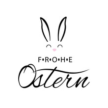 Happy Easter, Frohe Ostern
