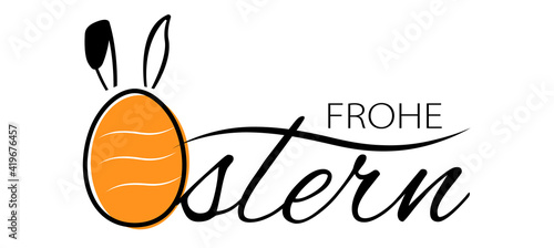 Foto Frohe Ostern