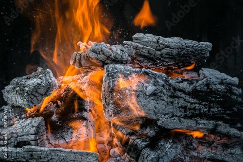 Canvas Print Fuego