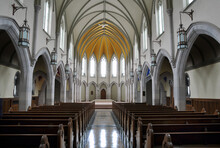 Interior Of The CHAPEL MOUNT ST JOSEPH PETERBOROUGH
