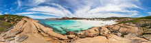 Rock Formations And Coast With Turquoise Bay, Cape Le Grand National Park, Australia