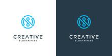 Minimalist Elegant Letter N Logo Design