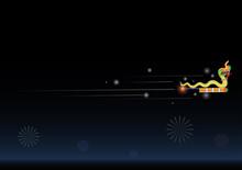 Thai Sky Rocket Festival Background
